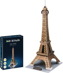 Revell 3D Puzzle Eiffelturm 39 (00200)