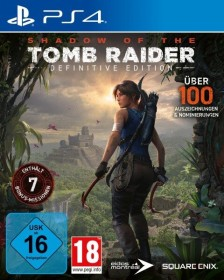 Shadow of the Tomb Raider - Definitive Edition (PS4)