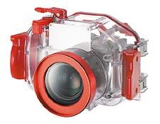 Olympus PT-018 underwater case (N1308992)