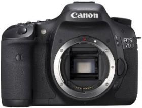 Canon EOS 7D schwarz Gehäuse (3814B023)