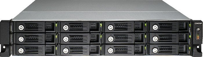 QNAP Turbo Station TS-1253U, 4x Gb LAN