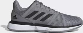 adidas Courtjam Bounce grey three/core black/cloud white (Herren) (EE4318)