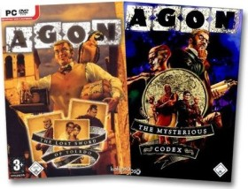 Agon - The Mysterious Codex (PC)