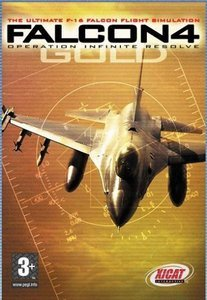 Falcon 4 Gold - Operation Infinite Resolve (niemiecki) (PC)