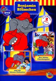 Benjamin Blümchen 6 - Flaschengeist, Blauer Elefant (DVD)
