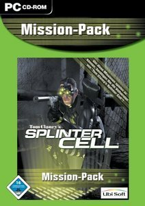 Splinter Cell Mission Pack (Add-on) (German) (PC)