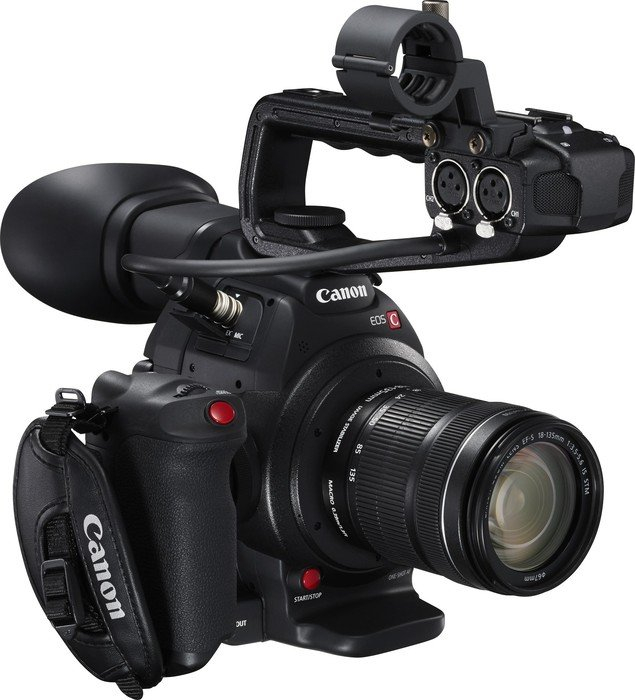 Canon EOS C100 Mark II EF (0202C003) from £ 2660 00