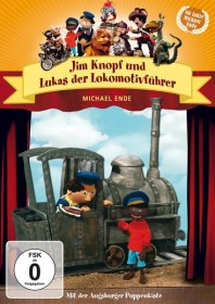 Augsburger Puppenkiste - Jim Knopf und Lukas der Lokomotivführer (DVD)