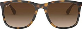 Ray-Ban RB4313 58mm tortoise-gold/brown gradient (RB4313-894/13)