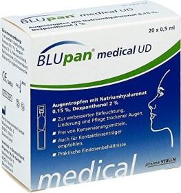 Blupan Medical UD Augentropfen, 10ml (20x 0.5ml)