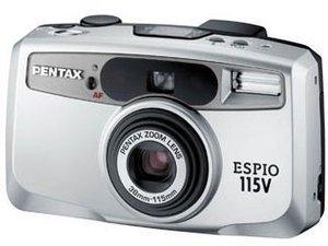 Pentax Espio 115V Data (10668)