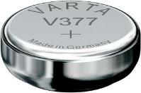 Varta Chron V377, silver, 1.55V (0377-101-111) -- via Amazon Partnerprogramm