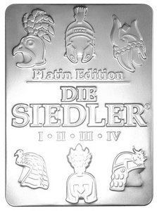 Die Siedler Platin Edition (deutsch) (PC)