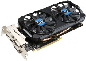 MSI GeForce GTX 970 4GD5T OC, 4GB GDDR5, 2x DVI, HDMI, DP (V316-009R)