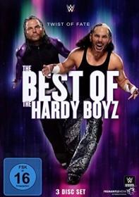 WWE - Twist of Fate: Matt & Jeff Hardy (DVD)