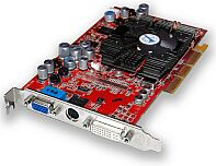 HIS Excalibur Radeon 9700 Pro, 128MB DDR, DVI, TV-out, AGP
