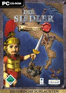 Die Siedler 4 - Community Pack (German) (PC)