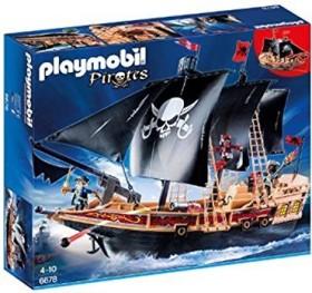 playmobil Pirates - Piraten-Kampfschiff (6678)
