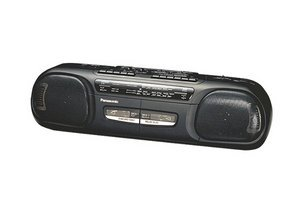 Panasonic RX-FT530E9-K czarny