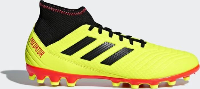 adidas Predator 18.3 AG solar yellowcore blacksolar red (Herren) (BB7748) ab ? 49,90