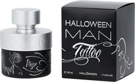 Jesús del Pozo Halloween Tattoo Man Eau de Toilette, 50ml