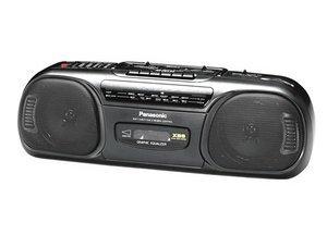 Panasonic RX-FS440E9-K schwarz