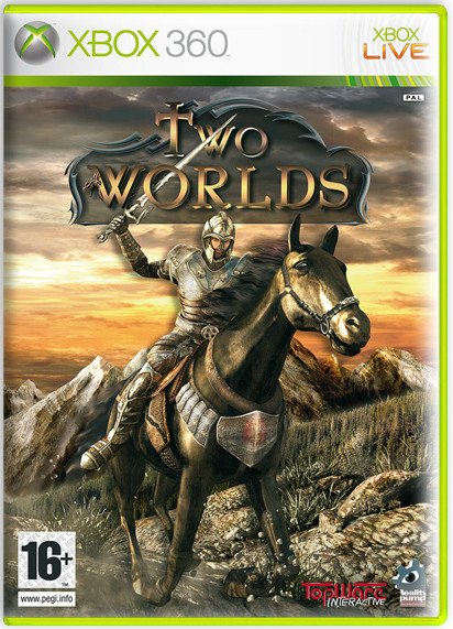 Two Worlds - Game of the Year Edition (englisch) (Xbox 360)