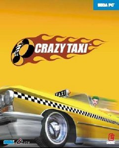 Crazy Taxi (German) (PC)
