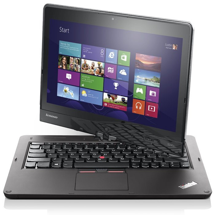 Lenovo ThinkPad Twist S230u, Core i7-3517U, 8GB RAM, 128GB SSD, Windows 8 Pro (N3C29GE)