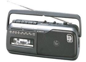 Panasonic RX-M40 schwarz