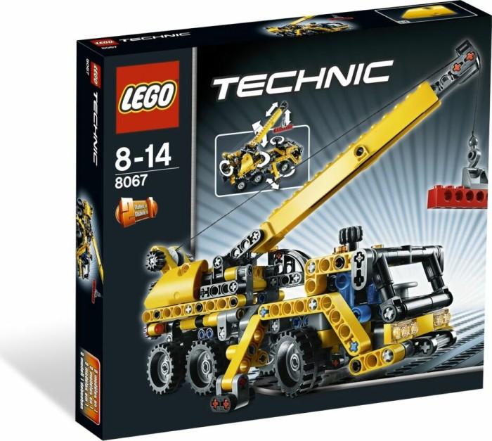 LEGO Technic Baustelle - Mobiler Mini-Kran (8067) -- via Amazon Partnerprogramm