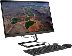 Lenovo IdeaCentre AIO 3 27IMB05 schwarz, Core i3-10100T, 8GB RAM, 512GB SSD (F0EY00FNGE)