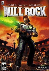 Will Rock (German) (PC)