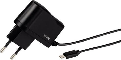 Hama Reiseladegerät Micro-USB 1A schwarz (93787) -- via Amazon Partnerprogramm