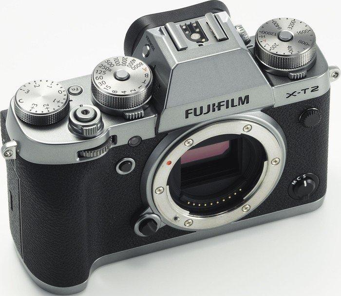 Fujifilm X-T2 silver body (16520911)