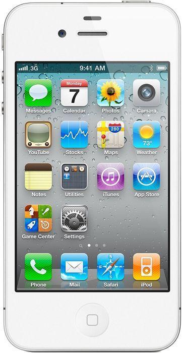 Apple iPhone 4 16GB biały
