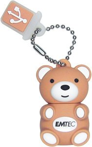 Emtec The Zoo Range M311 Teddy 8GB, USB-A 2.0 (EKMMD8GM311)