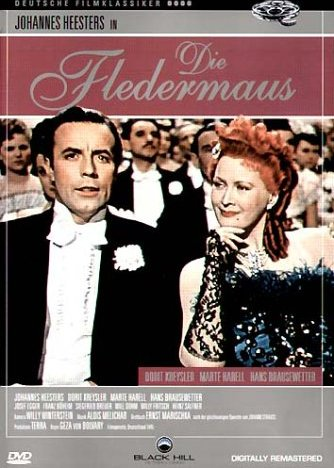 Die Fledermaus -- via Amazon Partnerprogramm