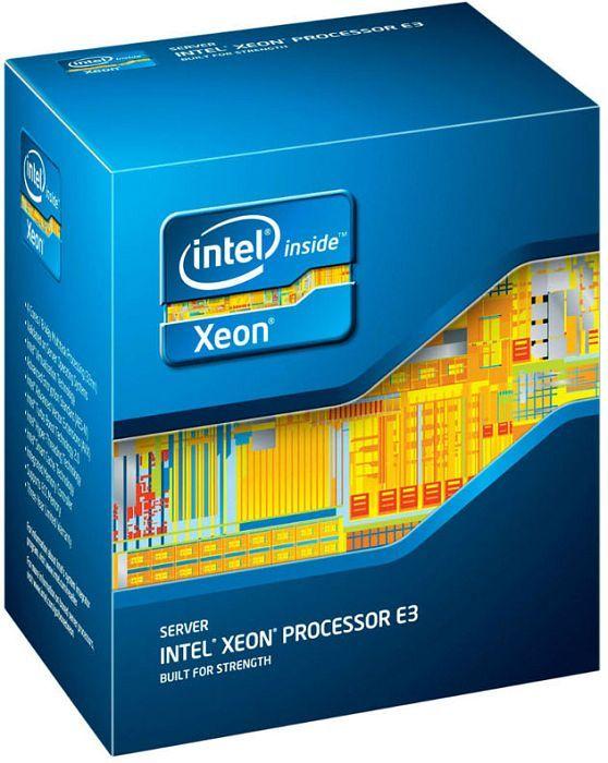 Intel Xeon E3-1245 v2, 4x 3.40GHz, boxed (BX80637E31245V2)