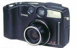 Casio QV-3500EX, wraz z 340MB pamięci Microdrive