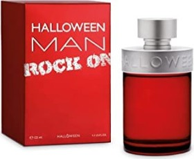 Jesús del Pozo Halloween Man Rock Eau de Toilette, 125ml