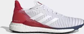 adidas Solar Glide 19 cloud white/scarlet (Herren) (EH2594)