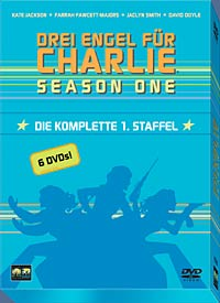 3 Engel für Charlie Season 1 (DVD)
