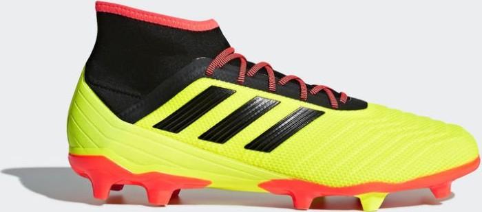 adidas Predator 18.2 FG solar yellowcore blacksolar red (Herren) (DB1997) ab € 59,89