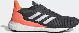adidas Solar Glide 19 grey six/cloud white/signal coral (Herren) (EE4297)