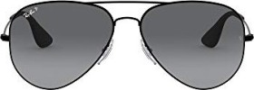 Ray-Ban RB3558 58mm black/grey gradient (RB3558-002/T3)