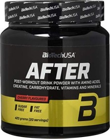 BioTech USA After Kirsche 420g