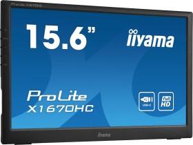 "iiyama ProLite X1670HC-B1, 15.6"""