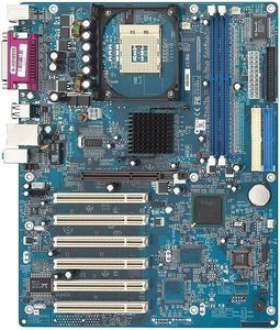 Shuttle AB49N, i845PE (PC-2700 DDR)