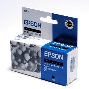 Epson T028 tusz czarny (C13T02840110)